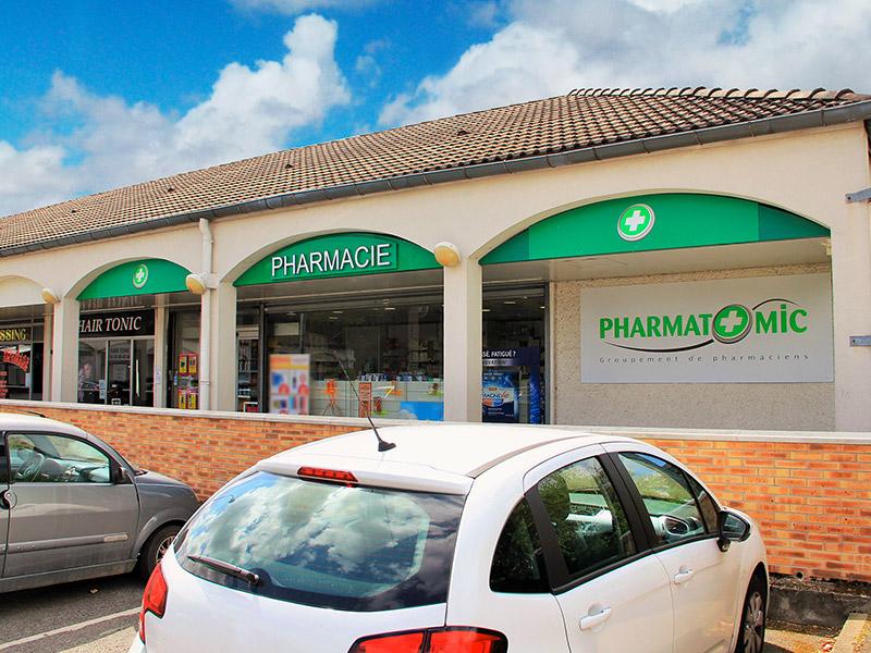 Pharmacie DES ARCADES