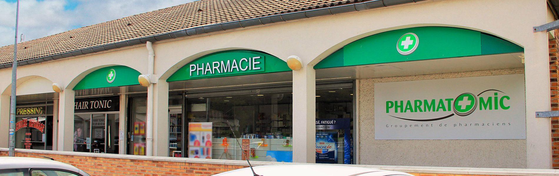 Pharmacie DES ARCADES - Image Homepage 1